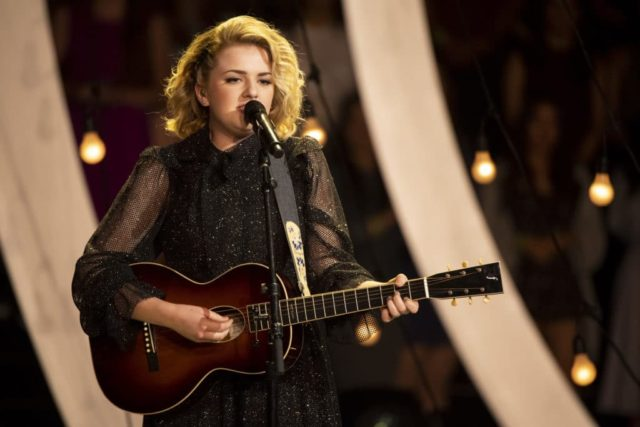 THE 2018 RADIO DISNEY MUSIC AWARDS -A. (Disney Channel/Image Group LA) MADDIE POPPE